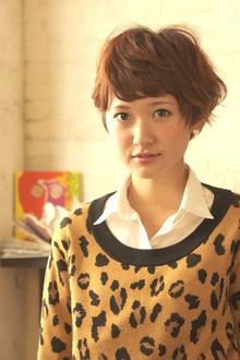 やわらかさの中にスパイスを!|MINX 青山店のヘアスタイル