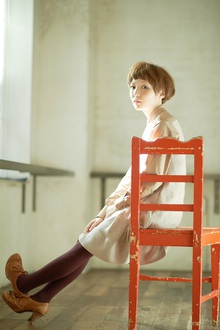 柔らかく女の子らしい丸みのあるシルエットが素敵♪|MINX 青山店のヘアスタイル