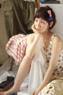 日曜日の晴れの日のおでかけ前簡単アレンジ♪|MINX 青山店のヘアスタイル
