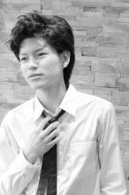 外国人風セクシーソフトリーゼント|MINX 銀座中央通り店 木俣 翔のメンズヘアスタイル