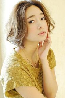 好感度&人気NO1ボブ|MINX 銀座店のヘアスタイル