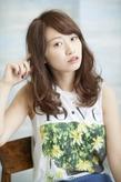 【MINX】カジュアル志向な大人女子のための柔らか美髪ロング