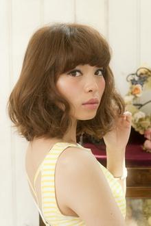 夏にオススメ!大人フェミニンスタイル|MINX 銀座店のヘアスタイル