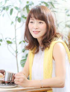 【MINX】アラフォー世代のショートバング(短め前髪)|MINX 銀座店のヘアスタイル