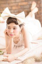 ノーブルでイノセントなマリッジヘア☆|MINX 銀座店 八木 花子のヘアスタイル