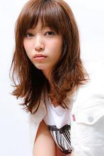 【MINX】リラックスセミディヘア MINX 銀座店 小池 茜のヘアスタイル
