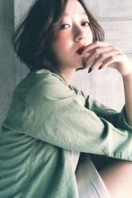 30代おしゃれ女子のためのカジュアルボブ|MINX 銀座店 八木 花子のヘアスタイル