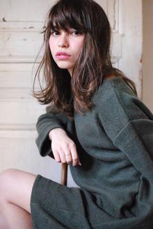 程よい抜け感 リラクシングボブ|MINX 銀座店のヘアスタイル