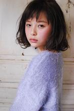 ゆれるグロッシーボブで、色っぽ髪にチェンジ|MINX 銀座店 八木 花子のヘアスタイル