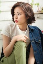 クール系女子のオシャレボブ|MINX 銀座店 伊藤 さやかのヘアスタイル