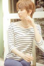 20代から40代まで、幅広く愛されショートの決定版!|MINX 銀座店 菅野 久幸のヘアスタイル
