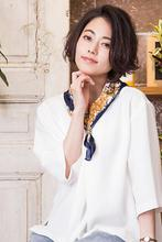 ワザあり!大人のこなれボブ|MINX 銀座店 菅野 久幸のヘアスタイル