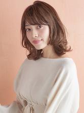 ロマンティックレイヤード|MINX 銀座店 八木 花子のヘアスタイル