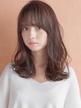 ラフなカジュアルスタイル|MINX 銀座店 西田 由布子のヘアスタイル