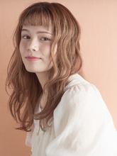 ナチュラルウェーブ|MINX 銀座店のヘアスタイル