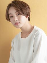 カットでキマる、美シルエット!|MINX 銀座店のヘアスタイル