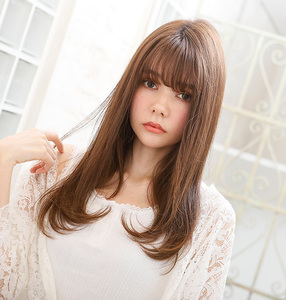 お人形のようなガーリーさと甘すぎないナチュラル感を絶妙にMIX|MINX 銀座店のヘアスタイル