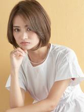 色っぽ愛されショートボブ|MINX 銀座店のヘアスタイル