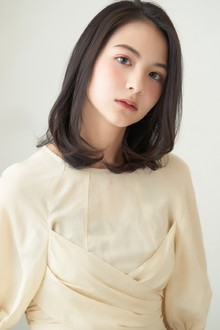 おしゃれカジュアルロング|MINX 銀座店のヘアスタイル