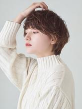 ハンサムショート|MINX 銀座店のヘアスタイル