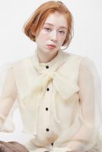 カジュアルボブ|MINX 銀座店のヘアスタイル