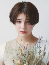 オシャレハンサムショート MINX 銀座店 根岸 啓太のヘアスタイル