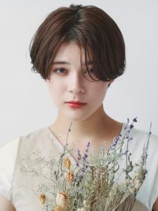 オシャレハンサムショート|MINX 銀座店のヘアスタイル