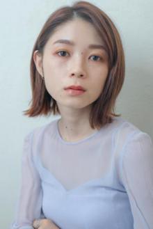大人のおしゃれボブ|MINX 銀座店のヘアスタイル