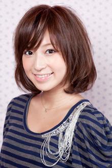 田中美保風 進化系ボブスタイル  MINX 銀座店のヘアスタイル