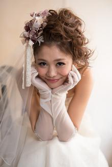 幸せオーラ満開!!ロマンティックアレンジ|MINX 銀座店のヘアスタイル