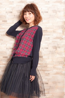 MINX発 大人クラシカルガーリーボブディ MINX 銀座二丁目店のヘアスタイル
