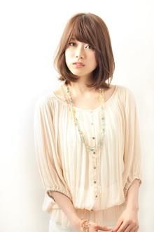 【MINX】天海祐希さん風 髪型 らくちんツヤレディ|MINX 銀座二丁目店のヘアスタイル