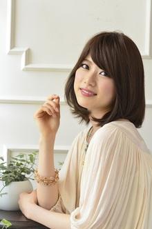小泉里子風オールマイティ素髪ボブ|MINX 銀座二丁目店のヘアスタイル