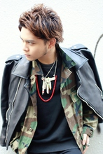 ジェイソウル アップバング ショート|MINX 銀座二丁目店のメンズヘアスタイル