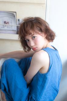 小顔に見せる大人ヘルシーナチュラルロブ☆ MINX 銀座二丁目店のヘアスタイル