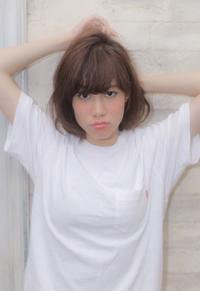 MINX 柔らかい質感のナチュラルボブ☆