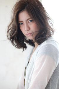 【MINX】外国人風ラフウェーブ