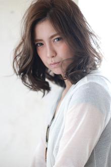 【MINX】外国人風ラフウェーブ|MINX 銀座二丁目店のヘアスタイル