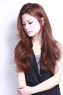 −手触りやわらかなナチュラルウェーブ−|MINX 銀座二丁目店のヘアスタイル