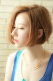 2014年春 人気髪型ハンサムフェミニン