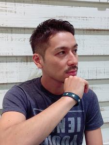 ON&OFF対応!ツーブロック×ネープレス×ショート|MINX 銀座五丁目店のヘアスタイル
