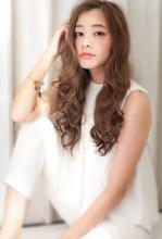 モテ愛されウェーブ|MINX 銀座五丁目店 知念 弘行のヘアスタイル