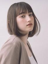 大人ナチュラルボブ|MINX 銀座五丁目店 花渕 慶太のヘアスタイル