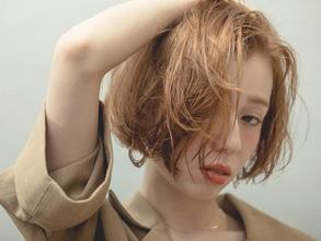 大人綺麗なニュアンスボブ|MINX 銀座五丁目店のヘアスタイル