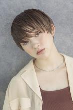 ミニマムショート|MINX 銀座五丁目店 鹿野 瑠璃子のヘアスタイル