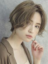 エアリーショート|MINX 銀座五丁目店 鹿野 瑠璃子のヘアスタイル