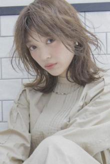 可愛い×小顔×おしゃれマッシュウルフ|MINX 銀座五丁目店のヘアスタイル