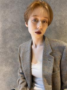 楽ちんショートヘア MINX 銀座五丁目店のヘアスタイル
