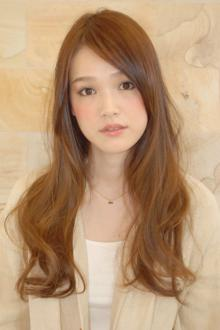 アンニュイなやわらかウェーブがおすすめ☆ ムートンフルールウェーブ MINX 銀座五丁目店のヘアスタイル