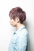 【MINX】人気メンズ髪型!ツーブロックショート☆